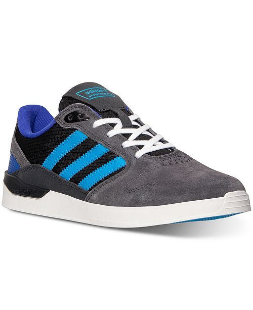 14015279d adidas Men s ZX Vulc Skate Sneakers from Finish Line   Reviews ...
