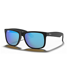 Ray-Ban Sunglasses, RB4165 JUSTIN MIRROR