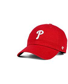 '47 Brand Kids' Philadelphia Phillies Clean Up Cap