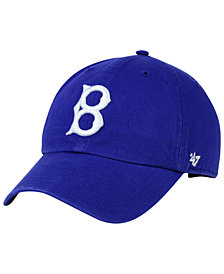 '47 Brand Brooklyn Dodgers Core Clean Up Cap