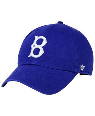 '47 Brand Brooklyn Dodgers Core Clean Up Cap