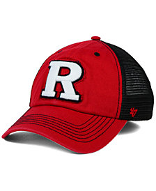 '47 Brand Rutgers Scarlet Knights Taylor Closer Cap