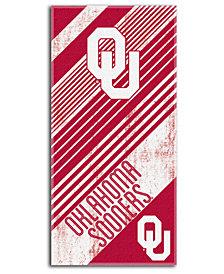 Northwest Company Oklahoma Sooners Beach Towel