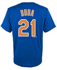 Majestic Kids' Lucas Duda New York Mets Player T-Shirt