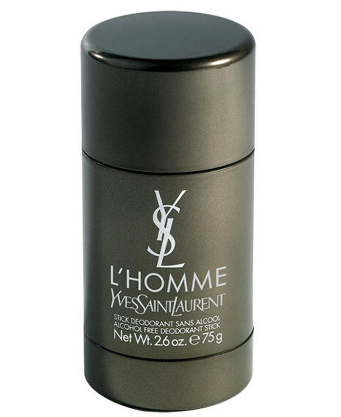Yves Saint Laurent - L'HOMME by  Alcohol-Free Deodorant Stick, 2.6 oz.