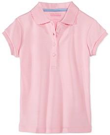 School Uniform Polo, Big Girls Plus