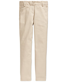 Nautica School Uniform Stretch Skinny Pants, Big Girls (7-16)