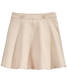 Nautica School Uniform Circle Scooter Skirt, Big Girls