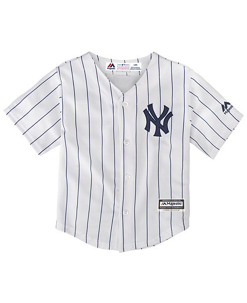 5b9c76e6d Majestic Babies  New York Yankees Replica Jersey   Reviews - Sports ...