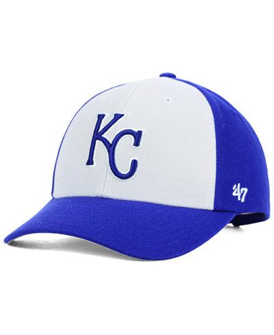 '47 Brand Kansas City Royals MVP Curved Cap