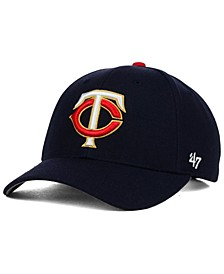 Minnesota Twins MVP Curved Cap
