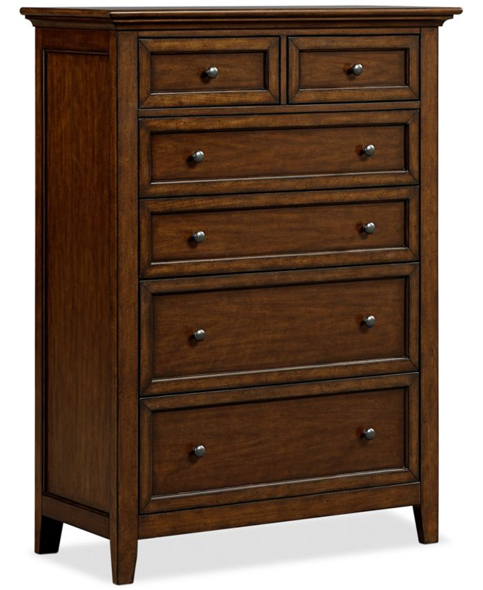 Furniture Matteo Bedroom Furniture, 3-Pc. Bedroom Set (Queen Bed, Drawer Chest & Nightstand) & Reviews - Furniture - Macy's