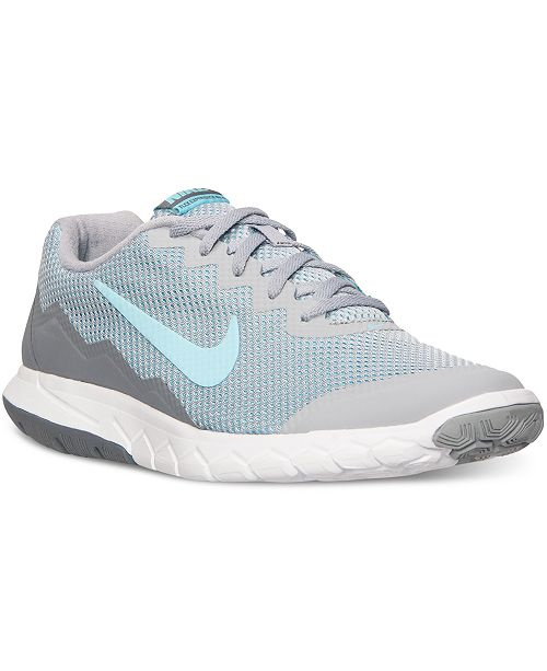 4206c7c0896f Nike Women s Flex Experience Run 4 Running Sneakers from Finish Line ...