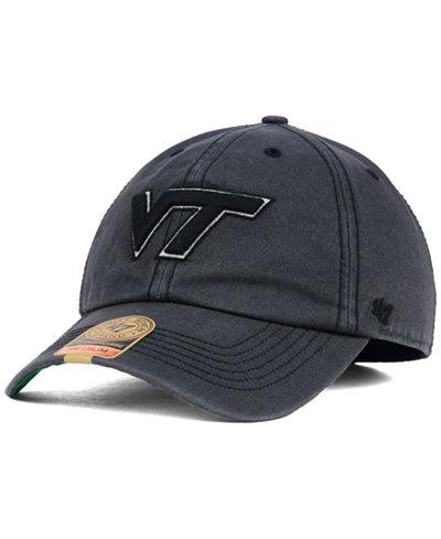 '47 Brand Virginia Tech Hokies Sachem Cap