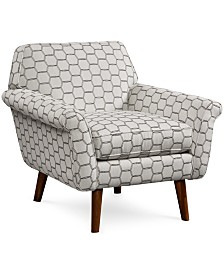 Braylei Fabric Accent Chair
