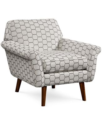 braylei accent chair - furniture - macy's
