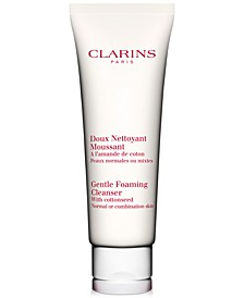Gentle Foaming Cleanser With Cottonseed For Normal Or Combination Skin