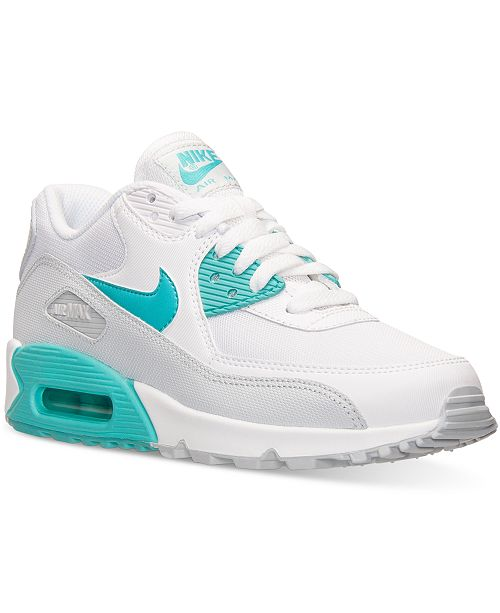Nike Women s Air Max 90 Essential Running Sneakers from Finish Line ... be49489a42c3