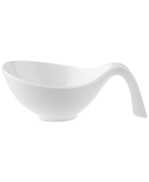 Villeroy  Boch Flow Salad Bowl with Handle