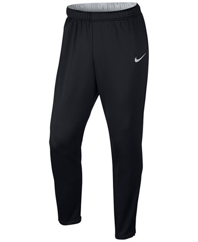 Nike Men's Academy Slim-Fit Soccer Tech Pant - Activewear - Men ...