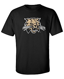 J America Men's Ohio Bobcats Big Logo T-Shirt