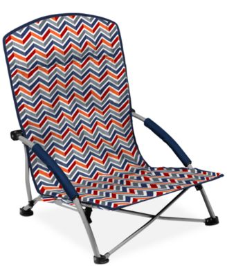 Oniva® by Picnic Time Vibe Tranquility Portable Beach Chair