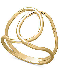 Openwork Ring in 14k Gold