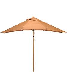 Bristol Outdoor 11' Rectangular Umbrella, Created for Macy's