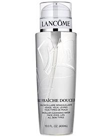 Lancôme Eau Fraiche Douceur Micellar Cleansing Water, 13.5 fl oz