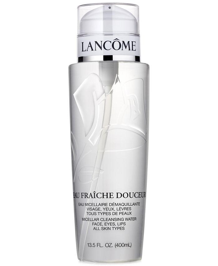 Lancôme - Eau Fraîche Douceur Micellar Cleansing Water Face, Eyes, Lips, 400 ml