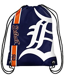 Forever Collectibles Detroit Tigers Big Logo Drawstring Bag