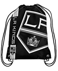 Los Angeles Kings Big Logo Drawstring Bag