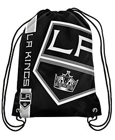 Forever Collectibles Los Angeles Kings Big Logo Drawstring Bag