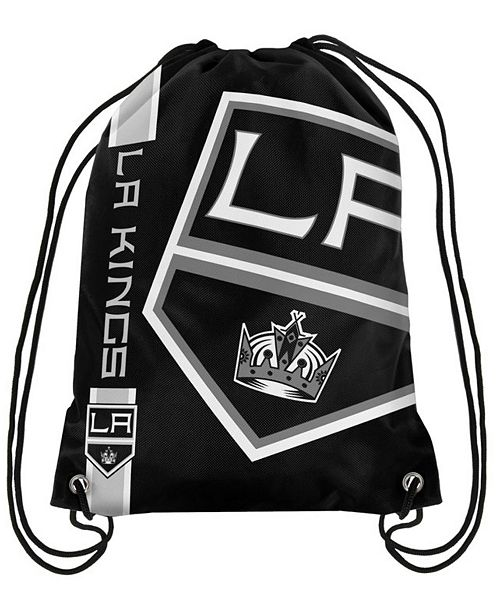 Forever Collectibles Los Angeles Kings Big Logo Drawstring