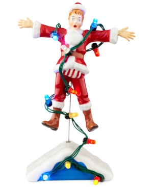 Department 56 Snow Village National Lampoon's Christmas Vacation Shocking Clark Figurine