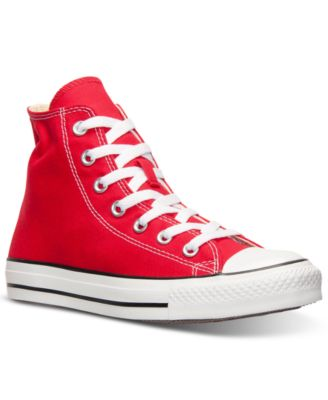 womens red converse