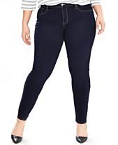 4b084bd9925 Levi s® Plus Size 311 Shaping Skinny Jeans