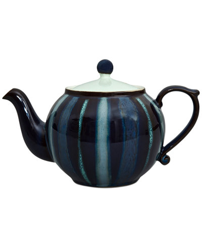 Denby Dinnerware Peveril Collection Stoneware Accent Teapot