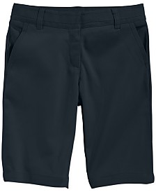 Nautica School Uniform Bermuda Shorts, Big Girls Plus