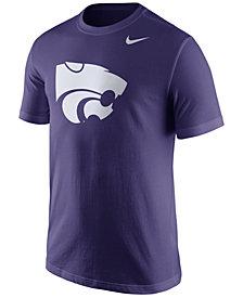 Nike Men's Kansas State Wildcats Logo T-Shirt