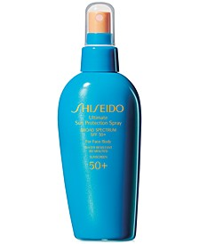 Ultimate Sun Protection Spray SPF 50+, 5 oz.