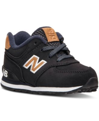 New Balance Toddler Boys' 574 Lux Casual Sneakers from Finish Line - Finish  Line Athletic Shoes - Kids & Baby - Macy's
