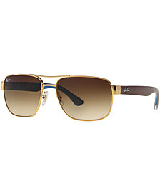 Ray-Ban Sunglasses, RB3530