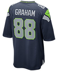 Nike Men's Jimmy Graham Seattle Seahawks Game Jersey