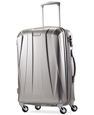 "Image of Samsonite Vibratta 21"" Carry-On Hardside Spinner Suitcase, Only at Macy's"