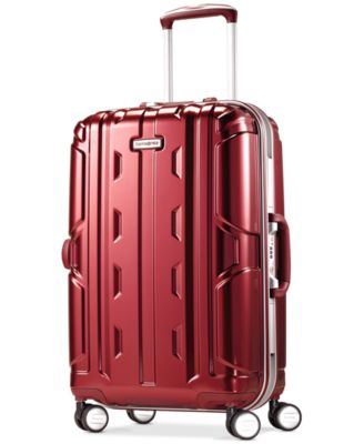 """CLOSEOUT! Cruisair DLX 21"""" Carry-On Hardside Spinner Suitcase"""