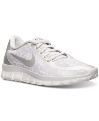 Nike Women\u0026#39;s Free 5.0 V4 Running Sneakers from Finish Line