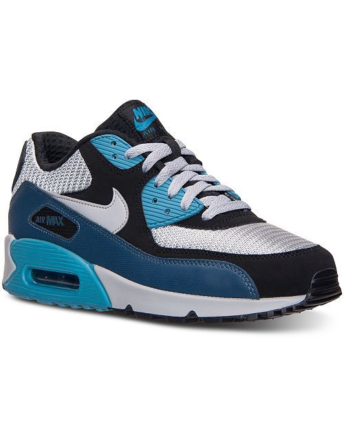 Men s Air Max 90 Essential Running Sneakers from Finish Line. 216 reviews.  main image  main image ... 69950497d13b
