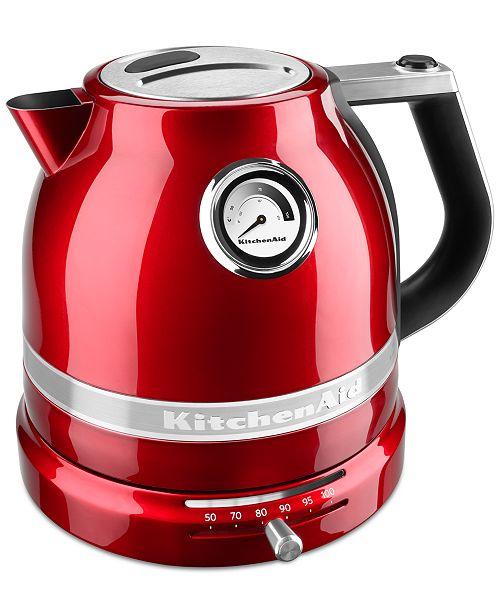 Kitchenaid Pro Line 174 Kek1522 Electric Kettle Coffee Tea