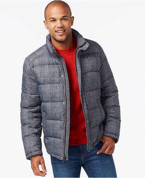 d93477df Tommy Hilfiger Classic Puffer Jacket; Tommy Hilfiger Classic Puffer Jacket  ...